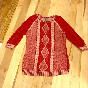 Vintage Light Chunky Knit sweater